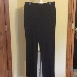 Rafaella black dress pants NEW